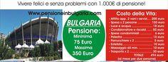il popolo del blog,: con 500 euro in bulgaria ci vivi bene