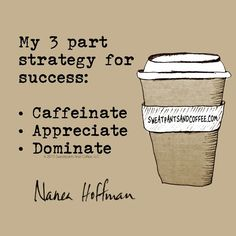 I love a good plan..enjoy your coffee and have a great Wednesday ☕☕☕