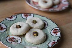 Ghorayebah (Middle Eastern Butter Cookies)   Swim, Eat, Repeat