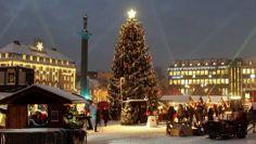 Get in mood for Christmas at the annual Christmas Market in Trondheim - Photo: Øyvind Schei/Mine Magiske Øyeblikk - My Magical Moments