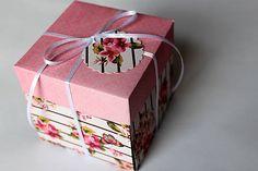 MariKlimo / V ružovej záhrade - krabička