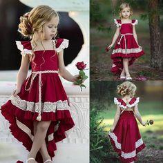 f69e70fd9245f 44 Best Kid Girl Dresses images in 2019 | Dresses, Girls dresses ...