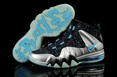 check out 02b6e 3f9ce Nike Barkley Posite Max Pure Platinum Glow in Dark Shoes Mens Nike  Basketball Shoes Sale - Nike Basketball Shoes - Nike Air Basketball Shoes  online.