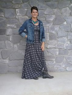 Love the Ana ,with boots and a jean jacket ! Find me https:// www.facebook.com/groups/lularoechristinesheldon/