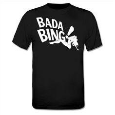 Sopranos Bada Bing T-Shirt