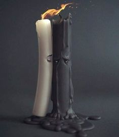 A fun image sharing community. Explore amazing art and photography and share your own visual inspiration! Candle Art, Crayon Art, Art Station, Melting Crayons, Artist At Work, Lava Lamp, Sculptures, Digital Art, Digital Paintings