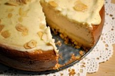 Gluten Free Chai Spiced Nutty Cheesecake – Whisking It