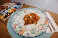 Fish indian curry