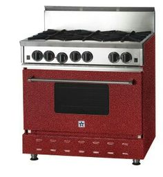 kitchenaid commercial style 36 in 5 1 cu ft slide in dual fuel rh pinterest com