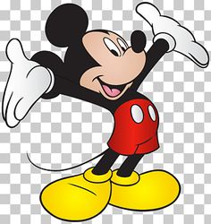 Mickey Mouse Gifts, Minnie Y Mickey Mouse, Fiesta Mickey Mouse, Mickey Mouse Design, Mickey Mouse Donald Duck, Mickey Mouse Clubhouse, Disney Png, Duck Illustration, Epic Mickey
