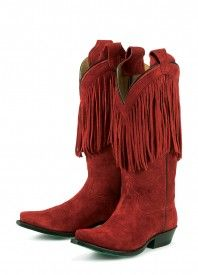 Fringe in Red