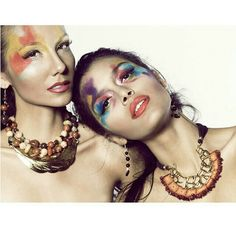 Beauty editorial - workshop