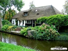 Giethoorn, the Venice of the Netherlands