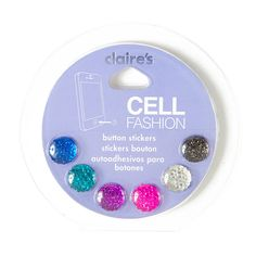 Decorate your cell phones with a sparkly new #back2school look to match your fashionable outfits