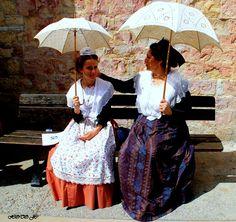 CAMARGUE/ Les Saintes Maries de la Mer/ Cote Azur, Blue Shutters, Sainte Marie, Aix En Provence, France, Wisteria, Historical Clothing, Hui, Traditional Outfits