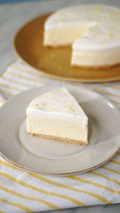 Torta Gelada de Limão ~ Receita | Tastemade
