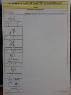 Voici ma dernière idée à propos du carnet de suivi: Alors, -pour avoir un carnet lisible pour les enfants et les parents, il faut qu'il soit illustré (De cette façon chacun peut voir le chemin à parcourir) -Pour avoir un carnet avec des témoignages de... Classroom Management, Gossip, Bullet Journal, Teaching, Blog, Montessori, Peda, Language, Program Management