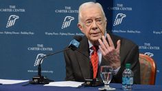 Former U. President Jimmy Carter Discusses Cancer Diagnosis - Full New.