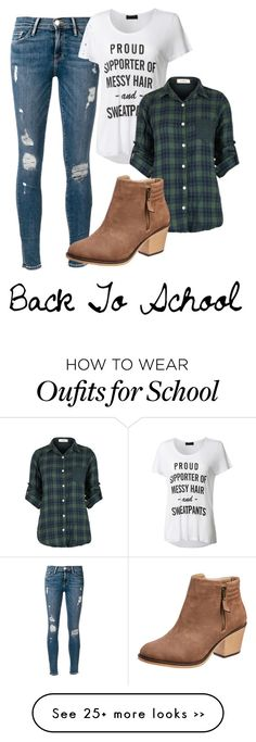 """Back To School"" by ann-marie-sheets on Polyvore"
