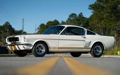 1966 Shelby GT350H - Gooding & Company, Mike Maez