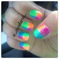 Nail Art - Summer nails