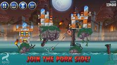 Angry Birds Star Wars II añade 44 niveles y tres personajes