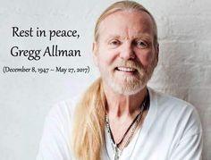 Gregg Allman RIP