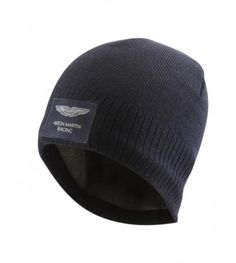 a4651945e49 Official Aston Martin Racing Merchandise for the 2012 Sportscar season.  Aston Martin Beanie finished in