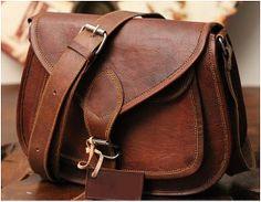 Frauen Cross Body Bag Leder Handtasche Handtasche von Fastyl, $29.00