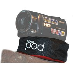 The Pod The Red Pod Bean Bag Camera Support RE0017 B&H Photo