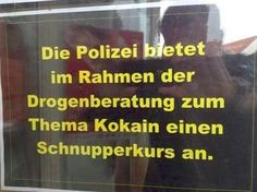 Why You'll Never Get The German Sense of Humor Unless You Learn the Language Have A Laugh, Funny Pins, Funny Stuff, True Words, Signs, Funny Moments, Laugh Out Loud, Quotations, Haha