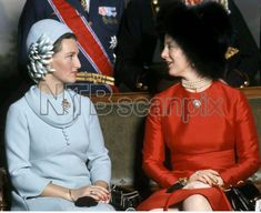 """Queen Sonja and Queen Margrethe have been good friends for decades Credit: Scanpix"""""""