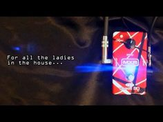 MXR Eddie Van Halen EVH Phase 90 effects pedal phaser review. HD demo - YouTube