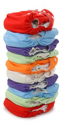 Not your grandma's cloth diapers