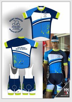 Saint Médard, Cycling Jerseys, Sport Outfits, Wetsuit, Bike, Sports, Swimwear, Clothes, Design