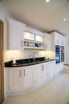 handpainted kitchen