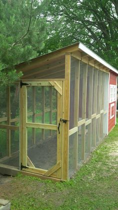 Backyard Chicken Coup coop de la villes chicken coop | chicken coops | pinterest