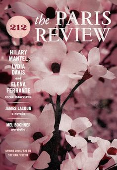 The Paris Review No. 212, Spring 2015