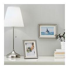 SILVERHÖJDEN Frame, silver color - IKEA