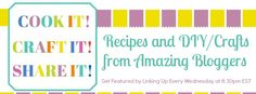Cook it! Craft it! Share it! Facebook Page