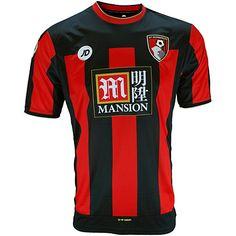 @Bournemouth Home T-Shirt 15/16 #9ine