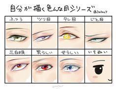 Face Anatomy, Anatomy Study, Different Types Of Eyes, Eye Expressions, I Take A Nap, Draw Eyes, Anime Base, Male Eyes, Eye Art
