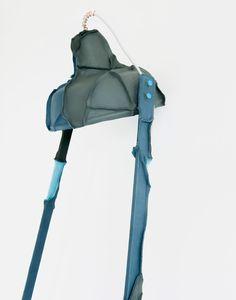 pepe heykoop turns waste leather into furniture with skin series - designboom   architecture & design magazine