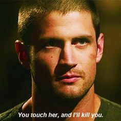 nathan <3 he loves Haley more than anything. which makes me love him. i am going to die alone.