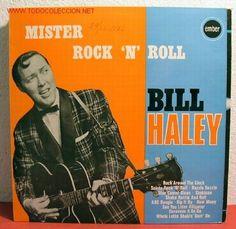BILL HALEY      (MISTER ROCK 'N' ROLL)    1969       LP33