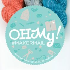 Oh My! Handmade Goodness: #MakerMail #Handmade Subscription Box