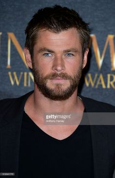 Chris Hemsworth attends the photocall for 'The Huntsman Winter's War' at Claridges Hotel on March 31, 2016 in London, England.