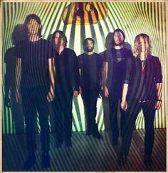 Too cool for words. The Black Angels