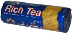 These Royalty Rich Tea Biscuits are going to be delivered right to my door.  I hope I'm home.