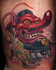 131 Best Japanese Tattoos Meanings, Ideas, and Designs - Piercings Models Japanese Tattoo Meanings, Japanese Tattoo Art, Tattoo Japonais, Small Tattoos, Tattoos For Guys, Hannya Mask Tattoo, Frog Tattoos, Electric Ink, Carpe Koi
